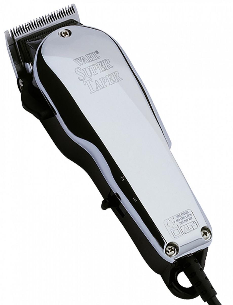 WAHL 8463-316 Chrome Super Taper profesionálny strihací strojček 530898b7d7b