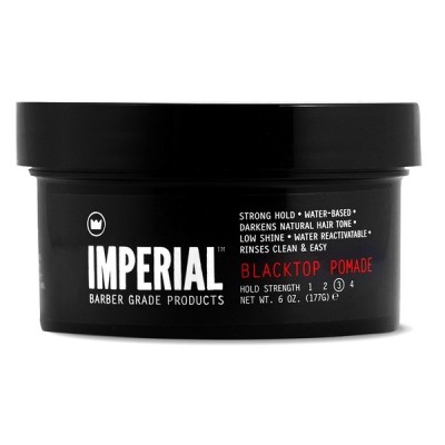 IMPERIAL BARBER PRODUCTS Black Top Pomade 177 gr.