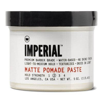 IMPERIAL BARBER PRODUCTS Matt Pomade Paste 113,4 gr.
