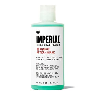 IMPERIAL BARBER PRODUCTS Bergamot After-shave 236 ml