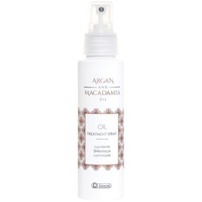 BIACRÉ Argan and Macadamia Oil lesk v spreji na vlasy 100 ml