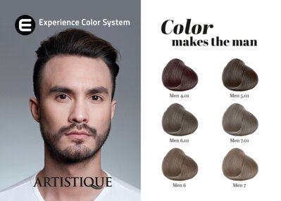 ARTISTIQUE Experience Men Color 4.01 - 100 ml