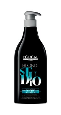 L'Oréal Professionnel Blond Studio Post šampón - 500 ml