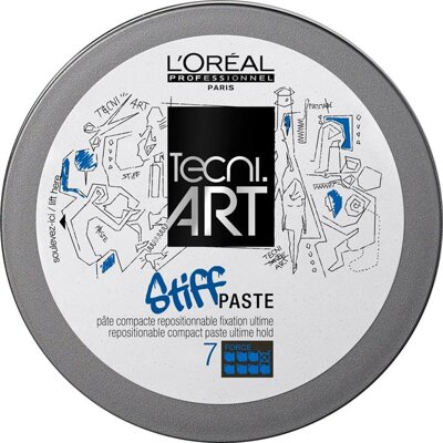 L'Oréal Professionnel Tecni Art Stiff Paste stylingová pasta - 75 ml