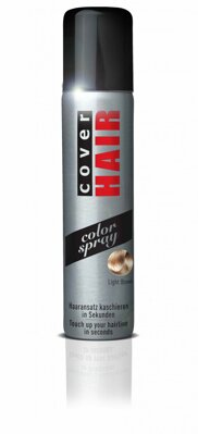 COVER HAIR Color Spray black 100 ml