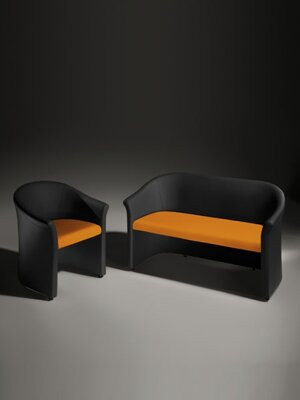 SALON AMBIENCE Clair sofa 1-miestna