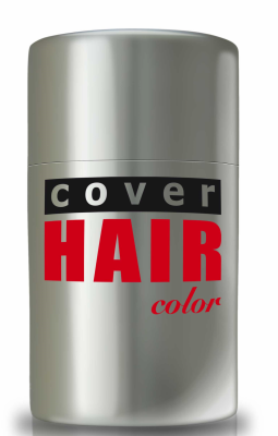 COVER HAIR Color 14 gr. red brown